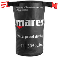 Mares Dry Bag. 5L Capacity