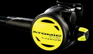 Atomic Aquatics Ti2 Titanium Octopus