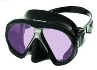 Atomic Aquatics ARC Technology Subframe Mask. Black.