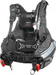 Mares Hybrid MRS+ She Dives BCD