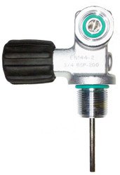 Beaver 232 Bar X-Flow Cylinder Valve 3/4 BSP Thread