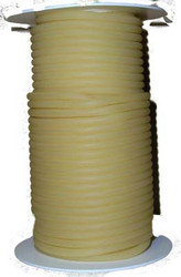 "Surgical Tubing. Amber 1/8"" Diameter. 50' Roll."