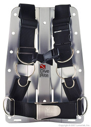 Dive Rite Quick Release Deluxe Divers Harness System