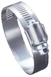 Dive Rite Stainless Large Clamp Band.