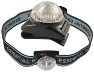 Adventure Lights Guardian Safety Light Head Strap with Bracket - Guardian NOT INCLUDED.