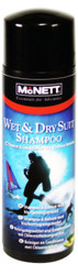 McNett Wet/Dry Suit Shampoo 250ml Container.