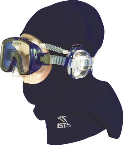 2ffd41296f IST Sports 5mm Neoprene Hood for Pro-Ear Mask. Mask NOT INCLUDED ...