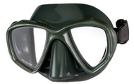 Odyssey Dual Lens Black Silicone Mask.