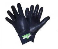 3mm Dry-Flex Superstretch Neoprene Gloves. Size Choice.