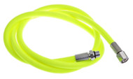"Miflex Xtreme Flo. Yellow LP Reg Hose 3/8"" Standard. Sizes Choice"