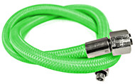 "Miflex Xtreme Green LP Regulator Hose 3/8"" Standard Choice Of Sizes"