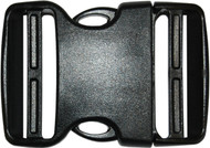 Beaver Single 50mm Curved Side Release Buckle