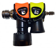 Beaver Dive & Surface Horn With Standard QD Fitting