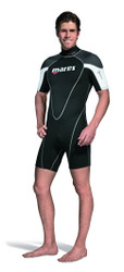Mares Mens Thermo Guard 1.5mm Shorty Wetsuit. Size Choice