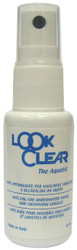 Look Clear Anti Fog Spray for Diving Masks & Swimming Goggles. 30ml Bottle