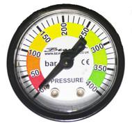 Airgun Charging Valve Pressure Gauge