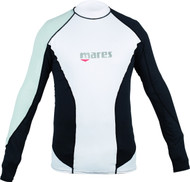 Mares Mens Loose Fit Long-Sleeved Rash Guard - Size Choice