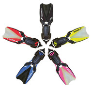 Beuchat Aquabionic Fins - Choice of Size and Colour
