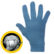 Pinnacle Merino Glove Liners - Size Choice