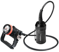 Orca D620 Canister Dive Light 2700 Lumens