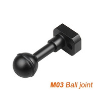 Orca Dive Light Ball Joint Mount