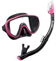 Black/Hot Pink