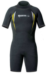 Mares Aquazone 2.2mm Shorty Manta Jr Wet suit - Size Choice