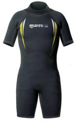Mares Aquazone 2.2mm Shorty Manta Jr Wet suit - Size Choice
