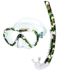 Mares Aquazone Adult Mask+Snorkel Set Vento Energy - Colour Choice