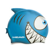 Head  Meteor Junior Silicone Swimming Cap - Colour Choice