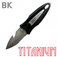 IST Sports Divers Titanium BC Knife