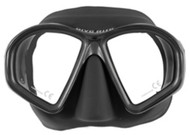 Dive Rite Low Profile Black Silicone Mask