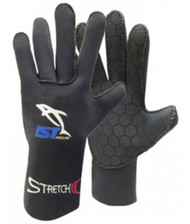 IST 2.5mm Stretch Neoprene Gloves - Size Choice
