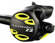 "Atomic Aquatics Z2 Regulator Octopus on 36"" Hose"