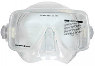 Northern Diver Frameless Clear Silicone Mask