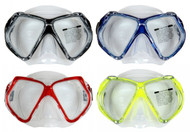 Northern Diver Deep Vision Dual Lens Mask - Colour Choice