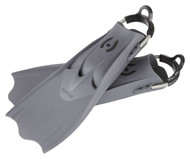 Hollis F1 LT Grey Bat Fins - Size Choice