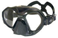Beuchat Black Lynx Low Profile Dual Lens Silicone Mask