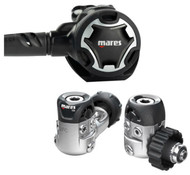 Mares Dual 15X Regulator - Choice of DIN or A-Clamp