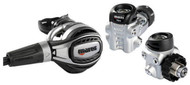 Mares Fusion 72X Regulator - Choice of DIN or A-Clamp