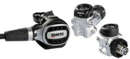 Mares Ultra 72X Regulator - Choice of DIN or A-Clamp