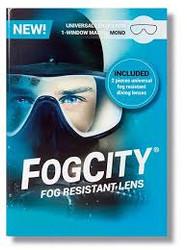 FOGCITY Resistant Lens
