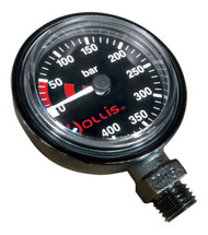 Hollis Low Profile Pressure Gauge Module Only - No Boot or Hose
