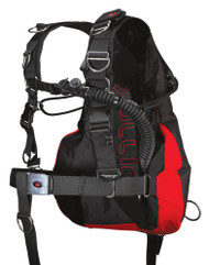 Hollis SMS75 Sidemount BC Package - Size Choice