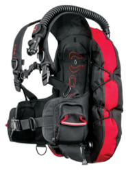 Hollis LTS (Light Travel System) BC/Wing - Size Choice