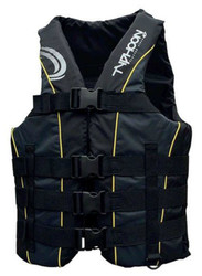 Typhoon Pulse 4 Buckle Ski Vest/Buoyancy Aid - Size Choice
