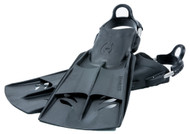 Hollis F-2 Open Heel Fins - Size Choice