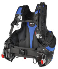 Mares Mens Blue Prestige SLS BCD - Size Choice