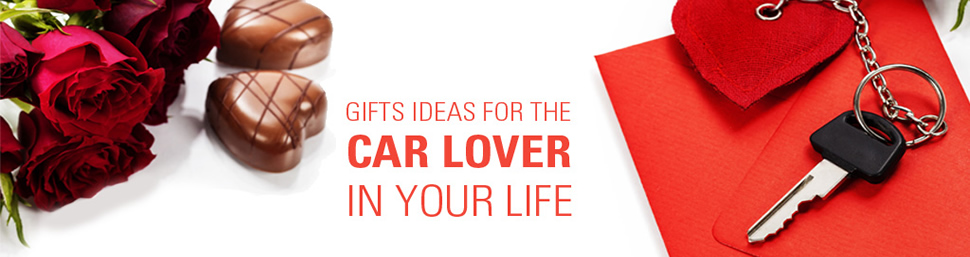 Valentine Day car gifts