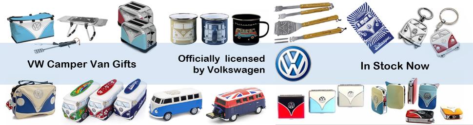 Official VW Camper Van Gift Ideas